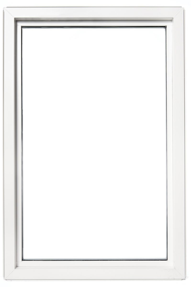 Image of a picture window frame