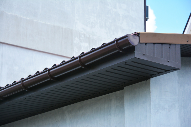 Image if house's soffit and fascia